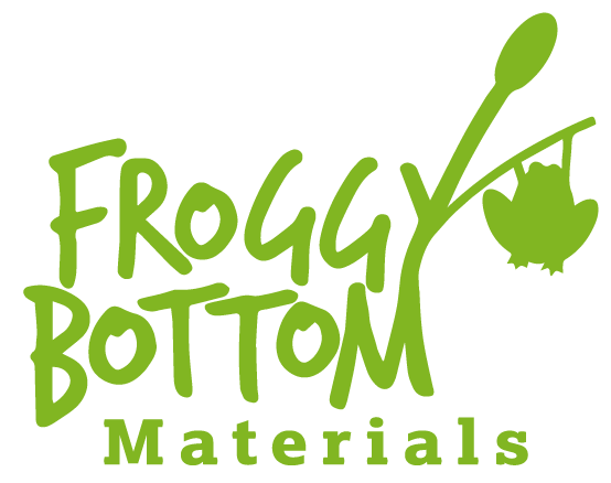 froggy bottom materials logo