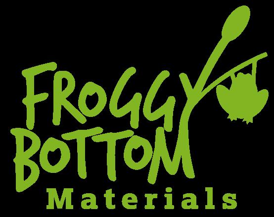 froggy bottom materials logo